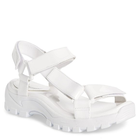 Jeffrey Campbell Shoes | White Sporty